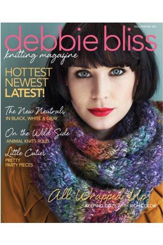 Debbie Bliss Knitting Magazine (Debbie Bliss Knitting Magazine Fall/winter 2011)
