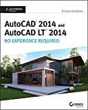 [(AutoCAD 2014 and AutoCAD Lt 2014 : No Experience Required: Autodesk Official Press)] [By (author) Donnie Gladfelter] published on (August, 2013)