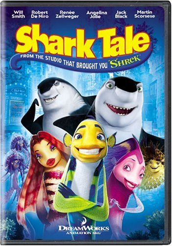 Shark Tale (Full Screen Edition) by Will Smith by Dreamworks Animated
