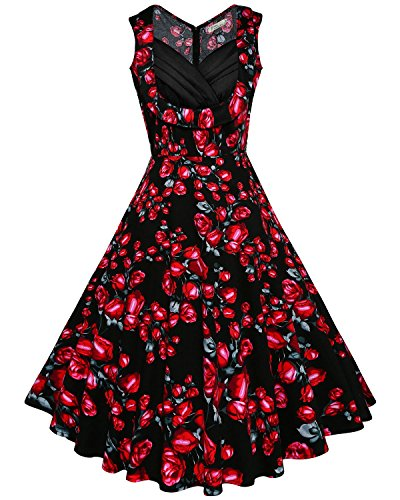 50s dresses for larger ladies - 5