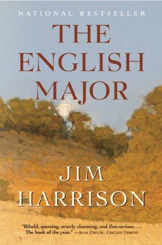 The English Major: A Novel [Jim Harrison] (Tapa Blanda)