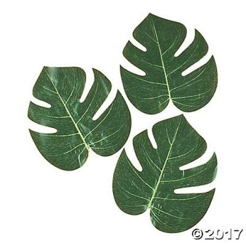 Real Looking Artificial Plant Leaves - Pack of