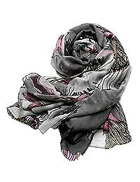 New Begonia Women's Pashmina Soft Wrap Shawl Chiffon Scarf Long Voile Stole
