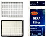 Envirocare Replacement Filter for Kenmore HEPA Filters #86889 - EF1 3 pk