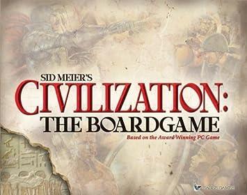 Civilization Board Game by Eagle Games: Amazon.es: Juguetes y juegos