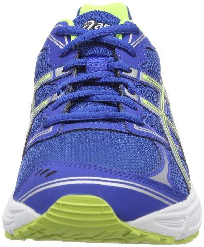 Asics Patriot 6 - Zapatillas de running para hombre Azul / Plata / Amarillo