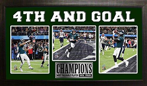 (Encore Superbowl LII Philadelphia Eagles Nick Foles MVP Champion-by Select)