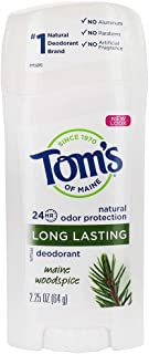 product image for Tom's of Maine - Long Lasting Natural Deodorant Maine Woodspice - 2.25 oz.