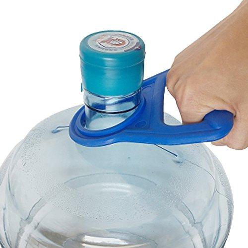 5 gallon water bottle lifter - 6