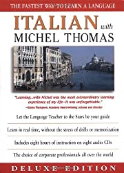 Italian with Michel Thomas (Deluxe Language Courses with Michel Thomas)