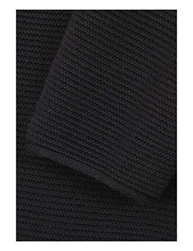 black 10001 Donna Felpa Cecil Nero PxXBBR