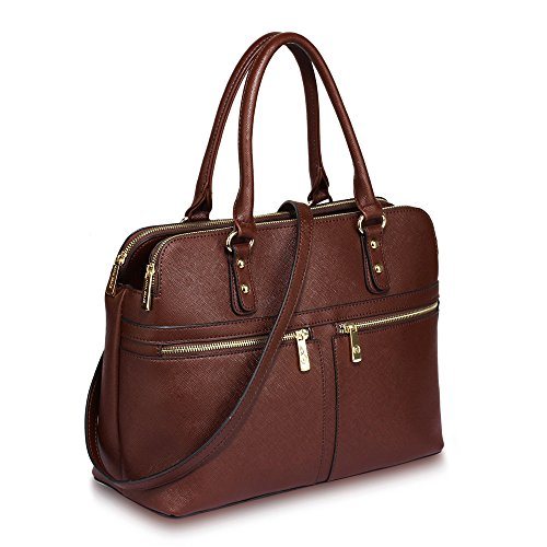 ANNA GRACE - Bolso Mujer A - Coffee