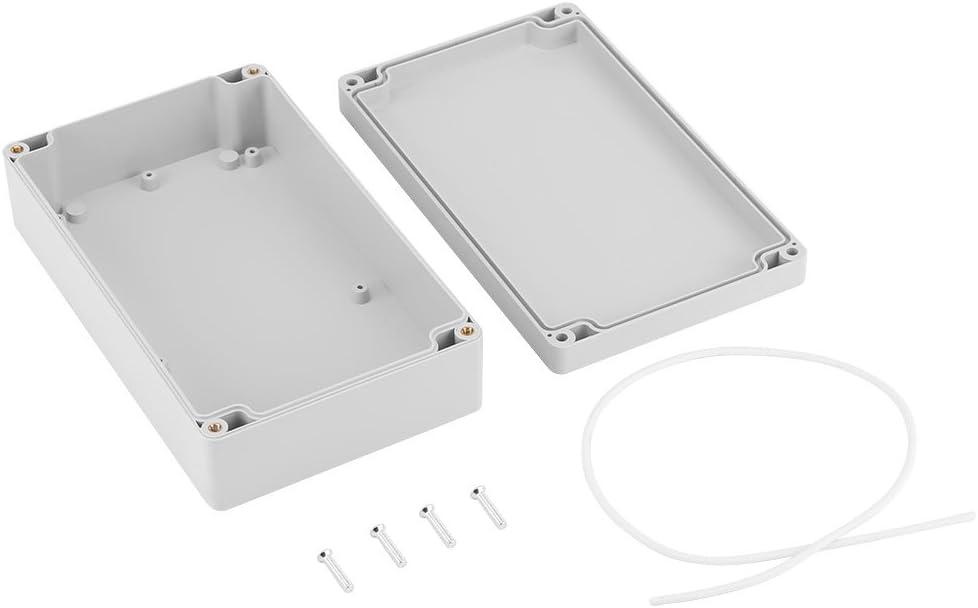 Kunststoff Elektronik Gehäuse Box Wasserdicht ABS Projekt Box 120*160*240mm