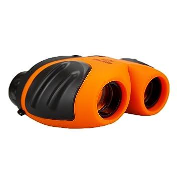 Juguetes WIKI para niños de 4-5 años, binoculares compactos para niños Juguetes de