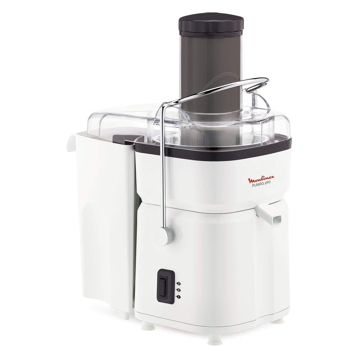 Moulinex Ju450139 frutelia Pro - Licuadora (700 W), color blanco y ...