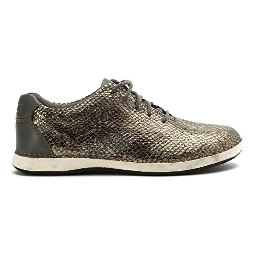 Alegria Womens Essence Sneaker Van Tin