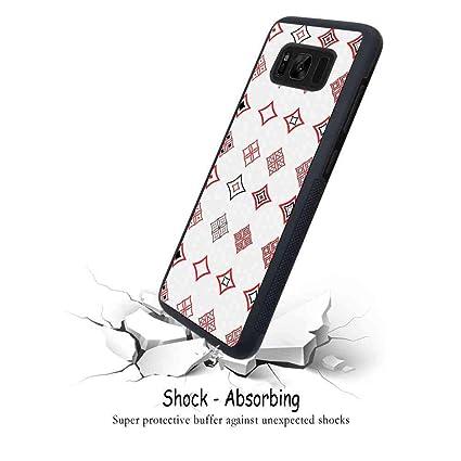 Amazon.com: Funda para Samsung Galaxy S8 de 5,8 pulgadas ...