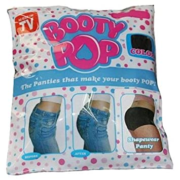 666224871d Amazon.com   As Seen on TV Women s Booty Pop Enhancing Panties by ...