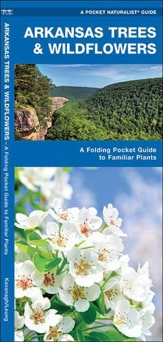 Download Arkansas Trees & Wildflowers: A Folding Pocket Guide to Familiar Plants (A Pocket Naturalist Guide) pdf