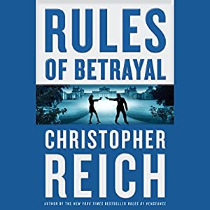 Rules of Betrayal Hörbuch