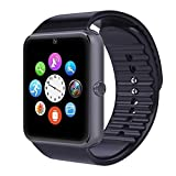 Jokin Bluetooth Smart Watch with Camera & SIM Card Support for Android and iOS Smartphones