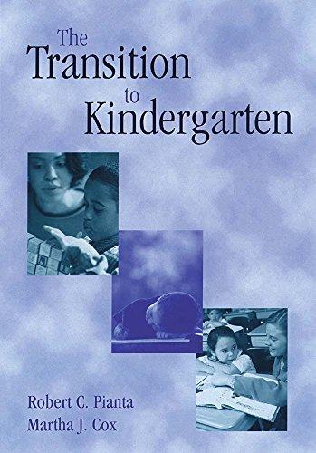 The Transition to Kindergarten (NCEDL)
