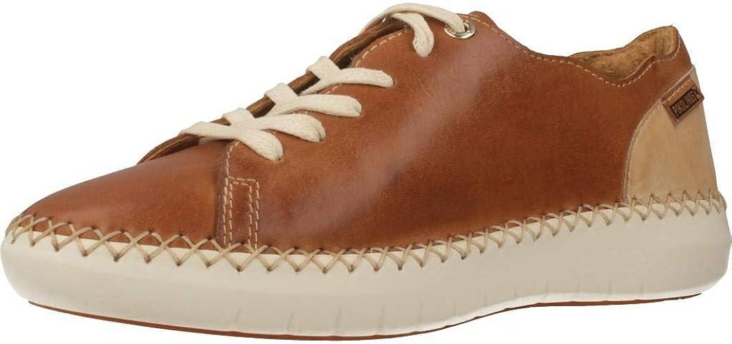 Pikolinos Leather Sneakers MESINA W0Y