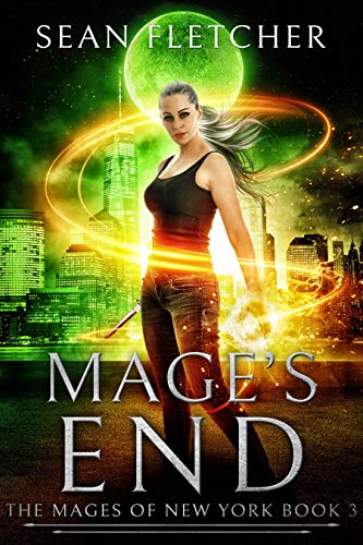 Mage's End (Mages of New York Book 3)