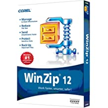 WinZip 12 Standard (Single User) (Old Version)