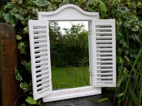 Shutter Mirror by Isabella India by Isabella India