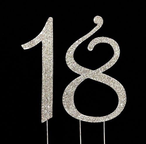 Phenomenal 18Th Birthday Cake Toppers Shop 18Th Birthday Cake Toppers Online Funny Birthday Cards Online Inifodamsfinfo