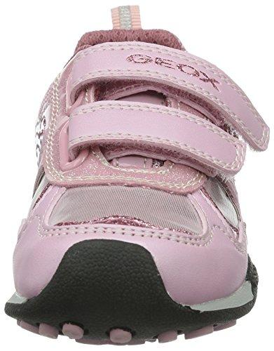 Geox Jr New Jocker Girl A - Zapatillas Pinkc 8005