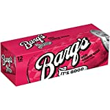 Barq's Red Creme Soda 12 (12oz) Cans