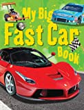 My Big Fast Car Book, Ticktock, 1783250461