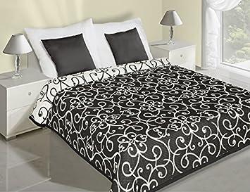 couvre lit baroque noir et blanc Couvre Lit Moderne Noir Et Blanc couvre lit baroque noir et blanc