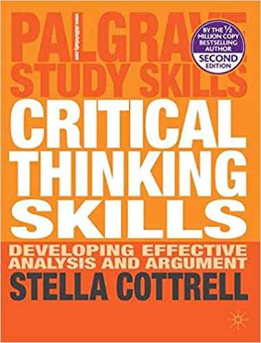 Critical thinking at postgraduate level SlideShare