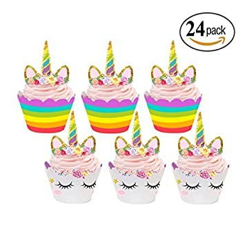 Switty Cupcake Formchen Fur Kinder Party Kuchendekoration 24