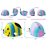 10 pcs Popular Cute Educational Toy Insect Beetles Toys Chain Clockwork Beetle Toy Plastic Running Circling Move Toy
