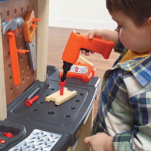 51MefB TOHL - Step2  Handy Helpers Workbench Building Set
