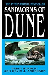 Sandworms of Dune (Dune Sequels Book 2) Kindle Edition