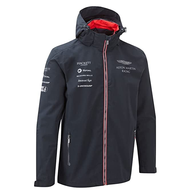 Aston Martin Racing Mens Team Lightweight Jacket 2016 S: Amazon.es: Ropa y accesorios
