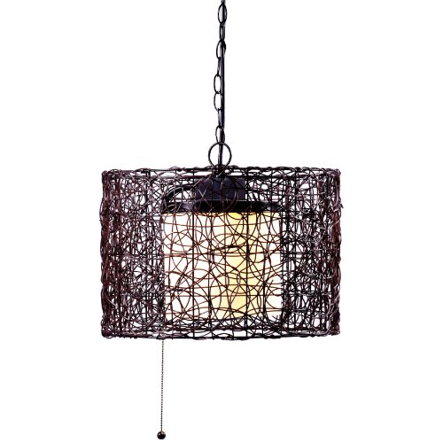 One Light Outdoor Pendant in US - 5