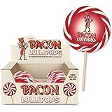 Bacon Swirl Lollipop