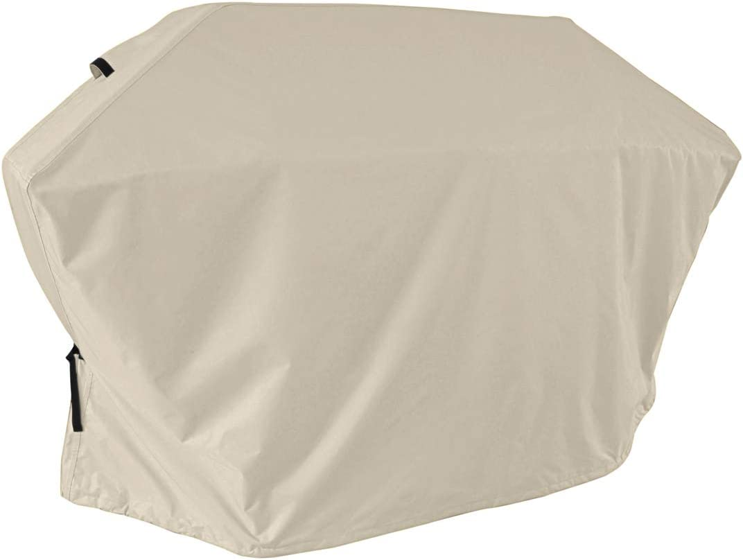 Porch Shield Waterproof 600D Heavy Duty Barbecue Gas Grill Cover - Outdoor BBQ Grill Protector - Up to 58 inches