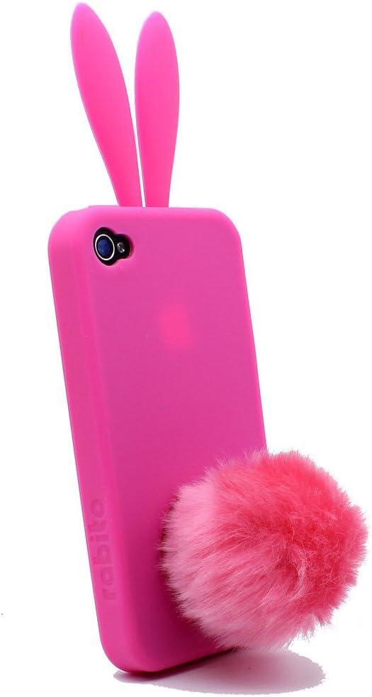 cover iphone 4 con orecchie