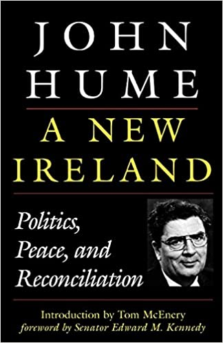 Read online A New Ireland: Politics, Peace, and Reconciliation PDF, azw (Kindle), ePub