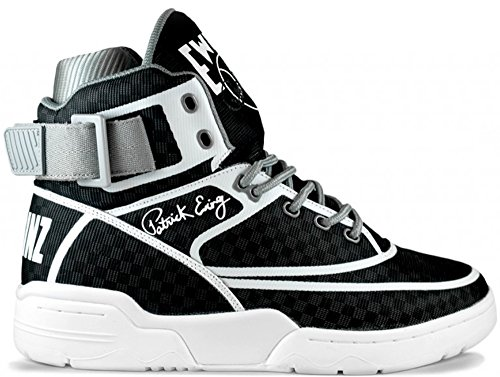 PATRICK EWING Men's EWING 33 HI X 2 Chainz Monument/Grey/White 1EW90222-222 (10 D(M)