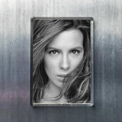 Seasons Kate Beckinsale - Original Art Fridge Magnet #js001