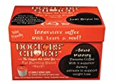 Doctors Choice Detoxifying & Antioxidant ''Fat Burning Coffee'' (12 Count)