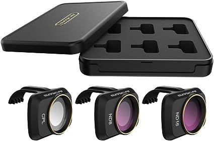 Gimbal Camera HD Lens Filter Set ND CPL MCUV For DJI Mavic Pro RC Quadcopter
